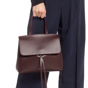 🔥HP🔥Mansur Gavriel Mini Lady Bag in Cabernet